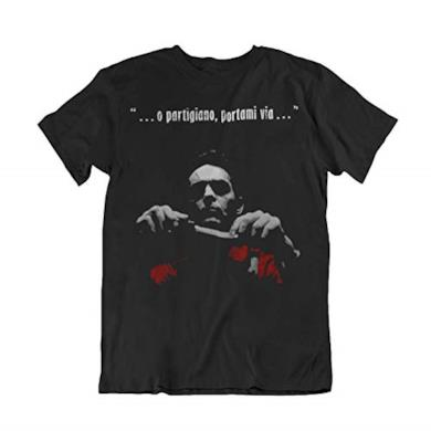 T-Shirt Uomo La Casa di Carta Berlino Partigiano