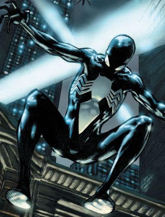 Dettaglio della cover di Amazing Spider-Man #541