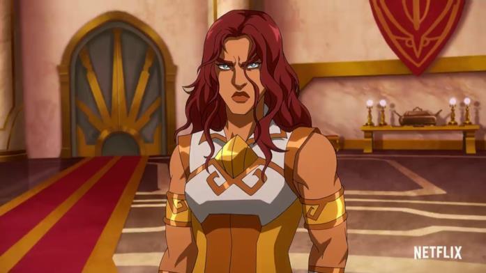 Teela è la protagonista dei nuovi episodi