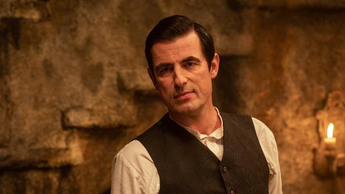 Claes Bang in Dracula, la miniserie