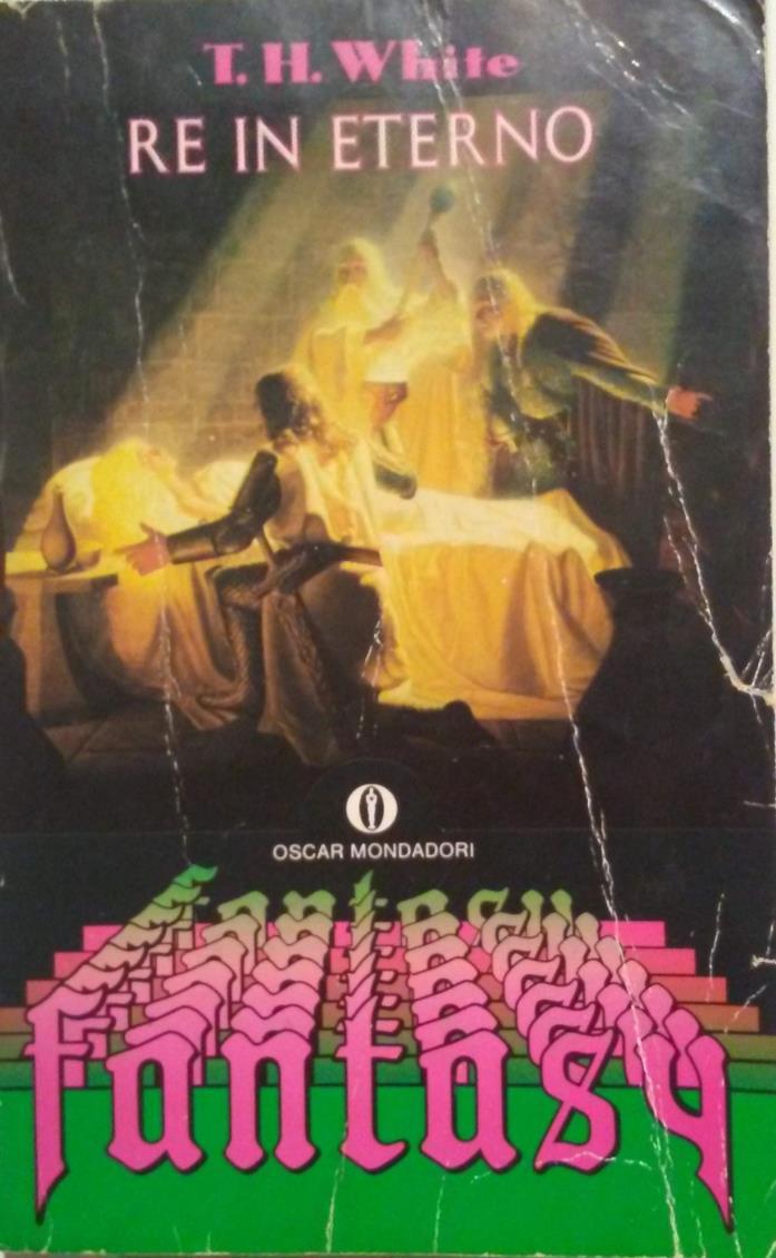 La copertina di Re in eterno