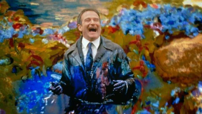 Un'immagine del film Al di là dei sogni