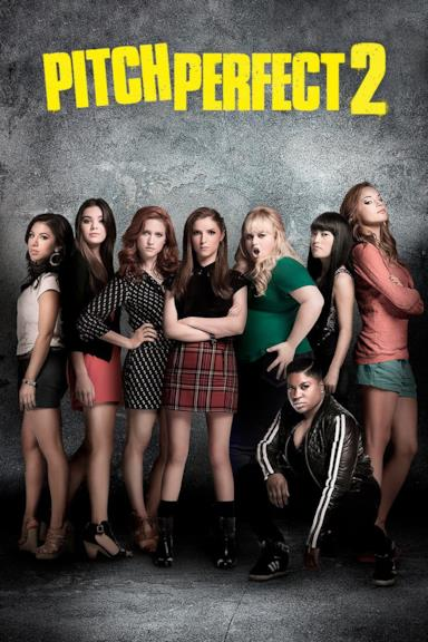 Poster Pitch Perfect 2
