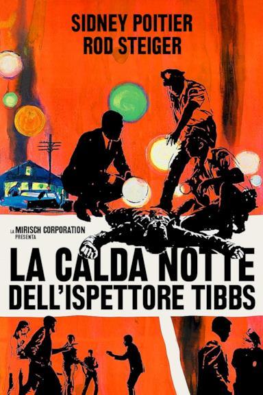 Poster La calda notte dell'ispettore Tibbs