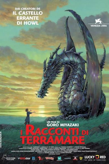 Poster I racconti di Terramare