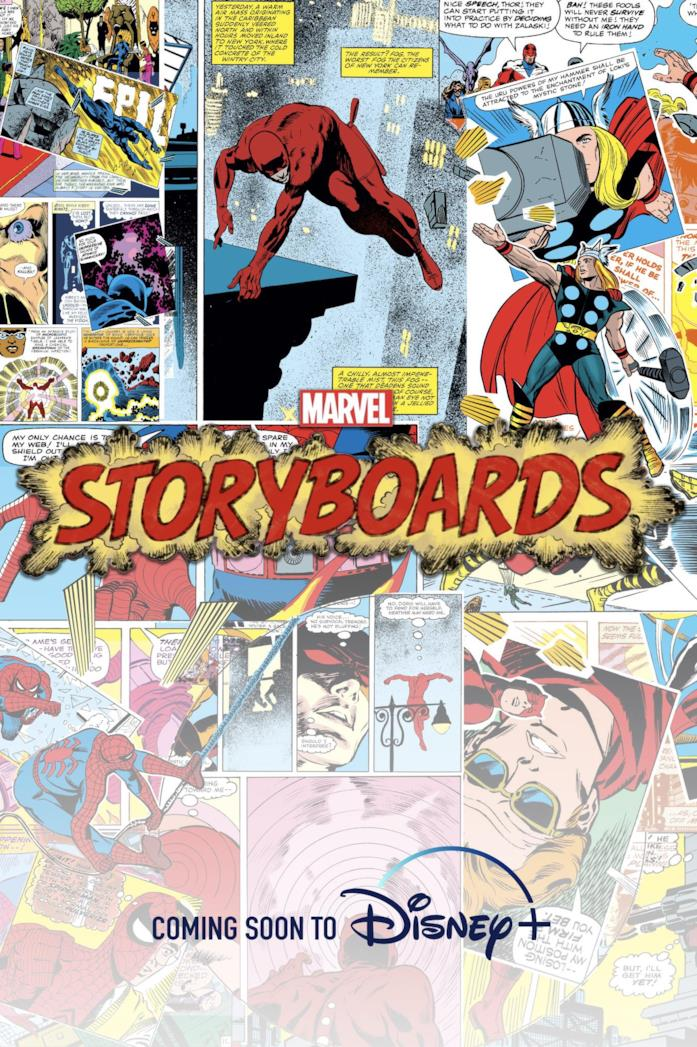 Alcuni dei personaggi Marvel più famosi come Spider-Man, Daredevil e Thor