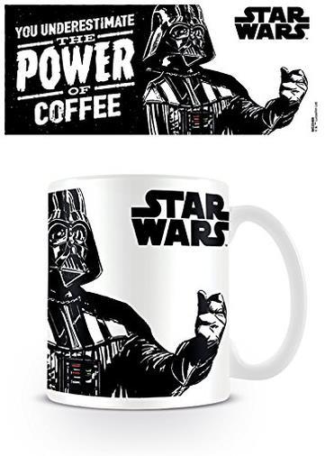 Star Wars Tazza Mug Power of Coffee