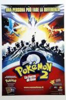 Poster Pokémon 2 - La forza di uno