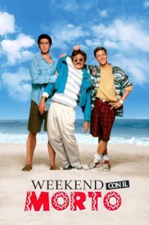 Poster Weekend con il morto