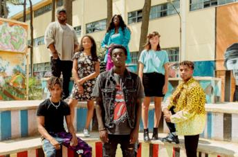 La prima immagine ufficiale della serie TV Zero