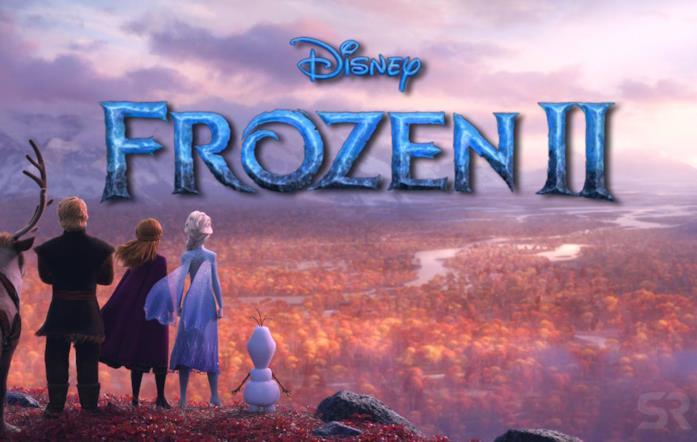 Poster Frozen 2