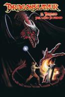 Poster Il drago del lago di fuoco