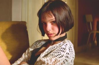 Natalie Portman nel film Léon