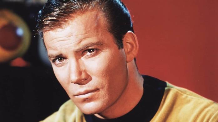 Il giovane Capitano Kirk