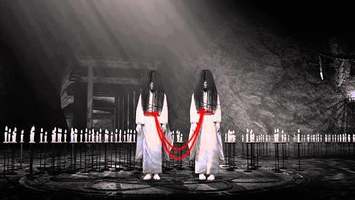 Un concept art del videogioco Project Zero II