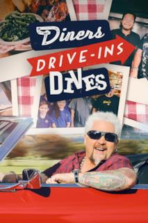 Poster Diners, Drive-Ins and Dives