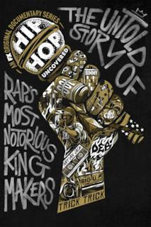 Poster Hip Hop Uncovered