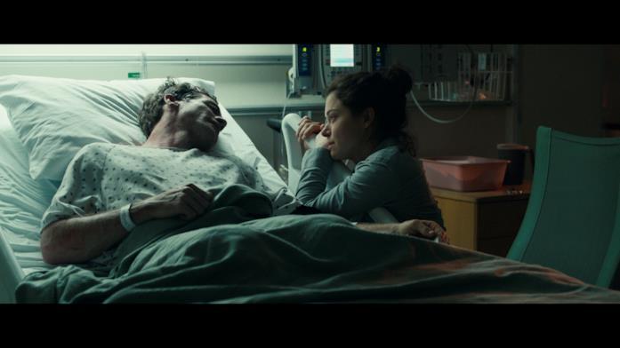 Stronger - Io sono più forte: Jeff ed Erin in ospedale