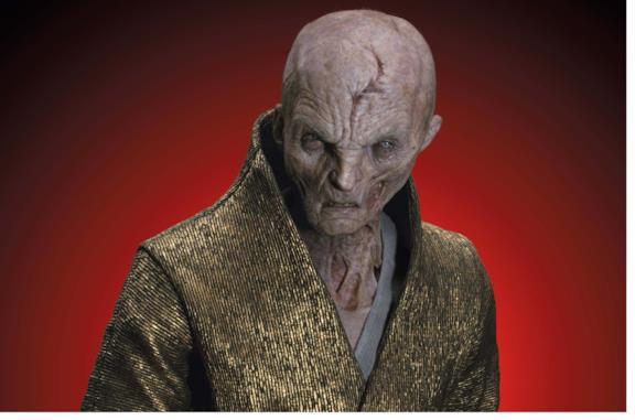 Perché Palpatine ha creato il Leader Supremo Snoke?