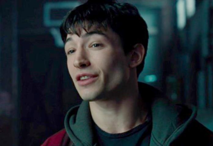 Suicide Squad - Ezra Miller in Flash