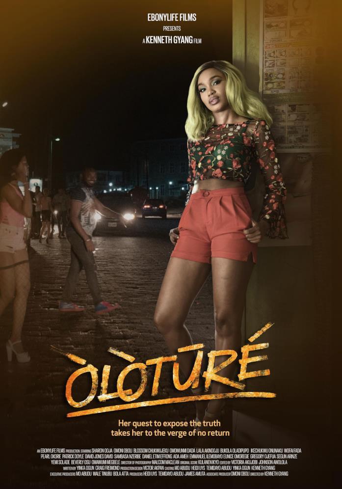 Òlòtūré - poster del film