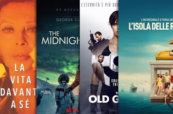 I migliori film Netflix del 2020