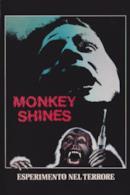 Poster Monkey Shines - Esperimento nel terrore