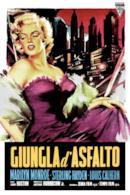 Poster Giungla d'asfalto