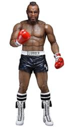 NECA ROCKY III CLUBBER LANG BLACK PANT.