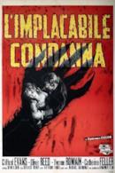 Poster L'implacabile condanna