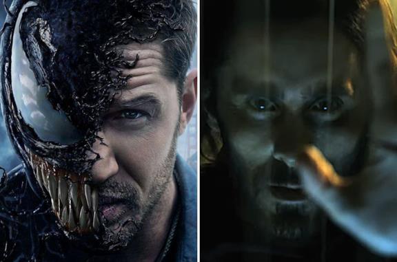 Morbius: il regista potrebbe aver rivelato la presenza di Tom Hardy nel cast
