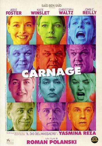 Cofanetto DVD di Carnage