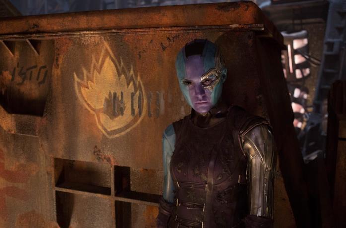 Karen Gillan è Nebula in Guardiani della Galassia