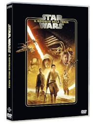 Star Wars 7 Il Risveglio Della Forza Dvd  ( DVD)