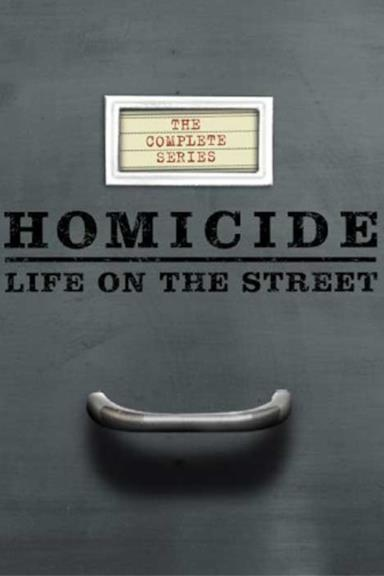 Poster Homicide: Life on the Street