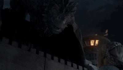 Drogo e Daenerys si scambiano romantiche effusioni