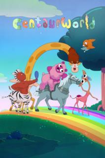 Poster Centaurworld: Il mondo dei centauri