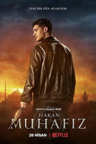 Poster The Protector
