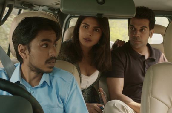 La tigre bianca, la trama del film con Priyanka Chopra