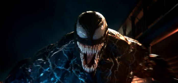 Venom nell'omonimo film