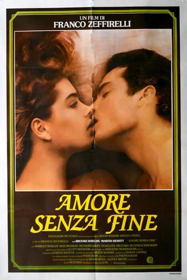 Poster Amore senza fine