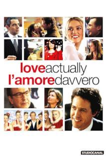 Poster Love Actually - L'amore davvero