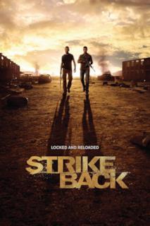 Poster Strike Back - Senza regole