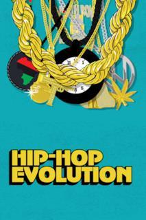 Poster Hip Hop Evolution