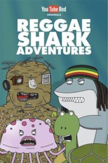 Poster Reggae Shark Adventures