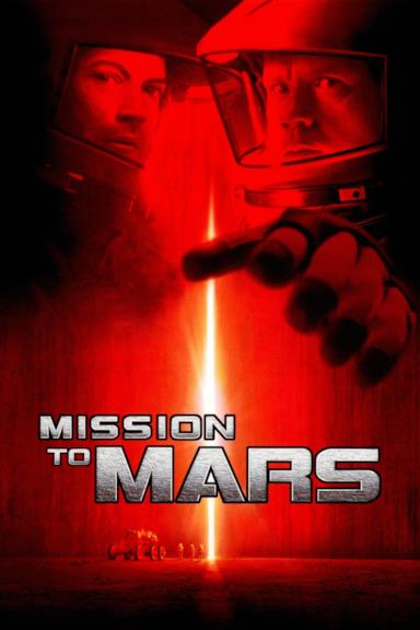 Poster Mission to Mars