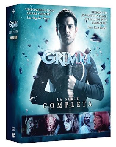 Cofanetto DVD di Grimm - Stagioni 1-6