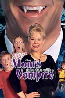 Poster Invito a cena con vampiro