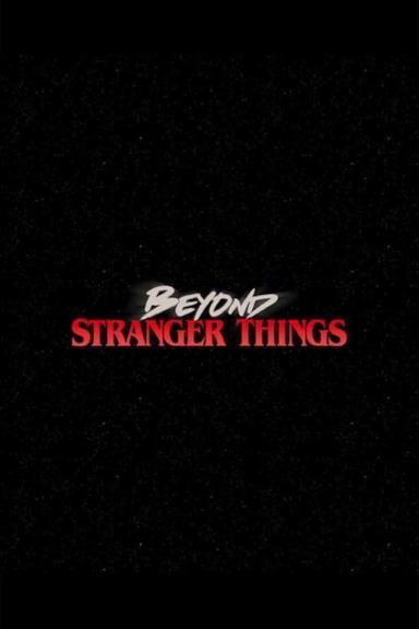 Poster Beyond Stranger Things