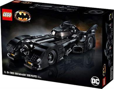 Lego Super Heroes 76139 - 1989 BatmobileTM